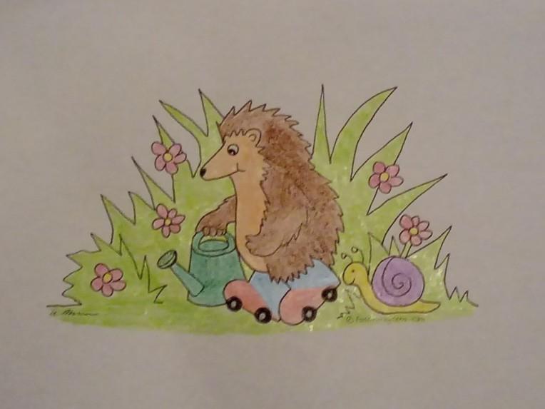 wizzy gardening